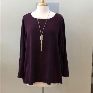 Lane Bryant Bell Sleeve Sweater plus size